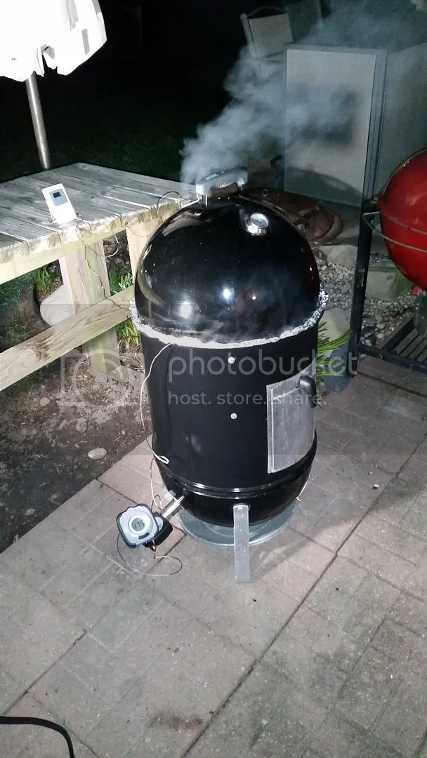 Bbq Guru Party Q Partyq And Wsm18 Review