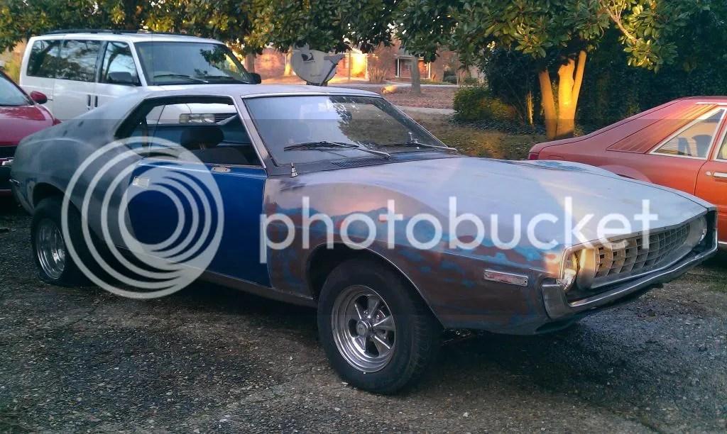 1972 AMC Javelin SST \