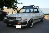 FS: MK2 Jetta/GTI/Golf Thule Roof rack
