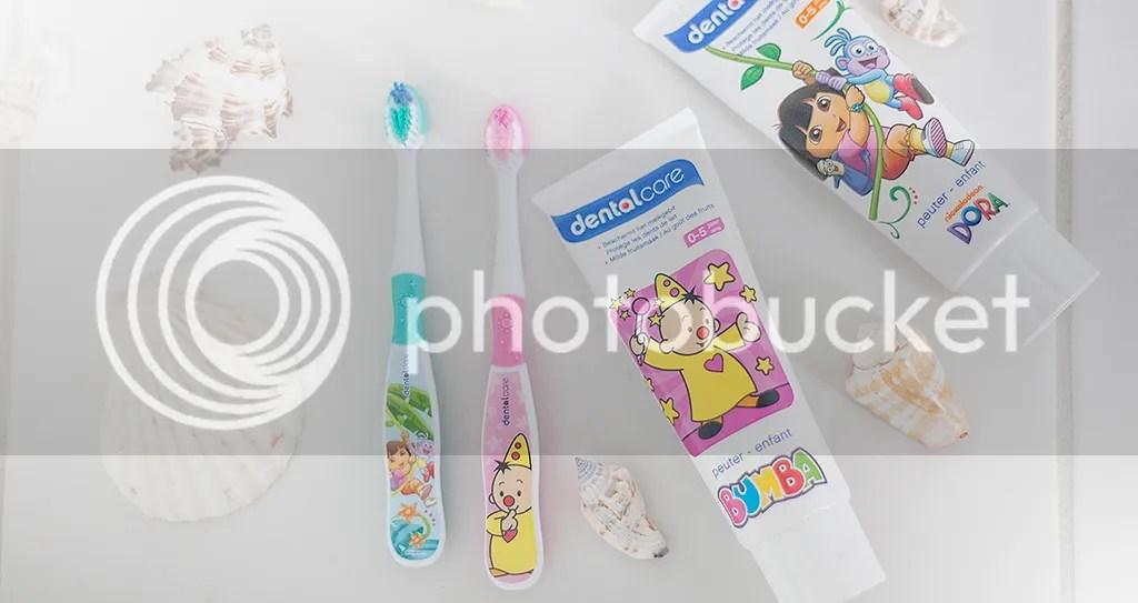Dentalcare, dermo care, baby tandenpoetsen, peuter tandenpoetsen