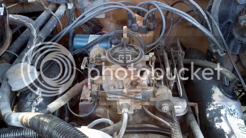 87 Dodge W150 Wiring Diagram 318 Carb Adjustment Dodgetalk Dodge Car Forums Dodge