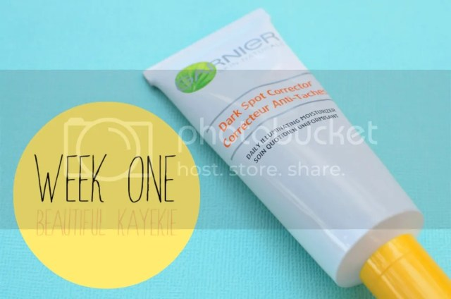 Garnier Dark Spot Corrector Review Update