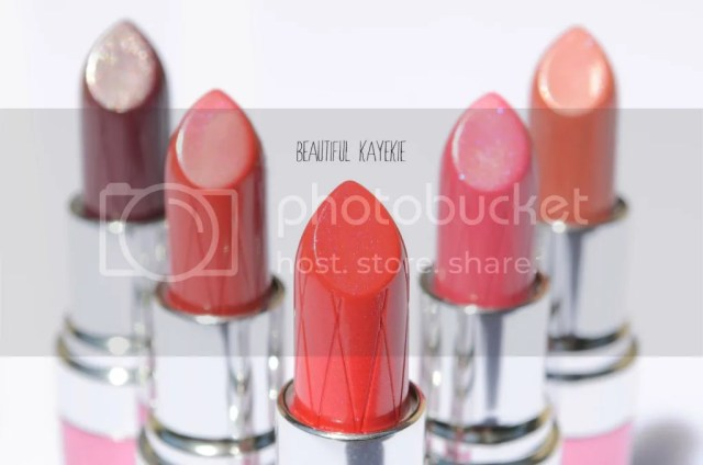 Avon Ultra Color Rich Brilliance Lipsticks