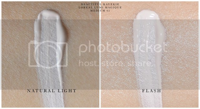 Loreal Lumi Magique Highlighter Review 2 medium
