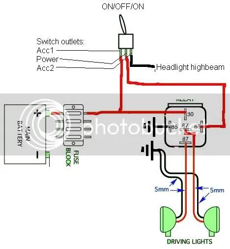 Wiring Driving Lights