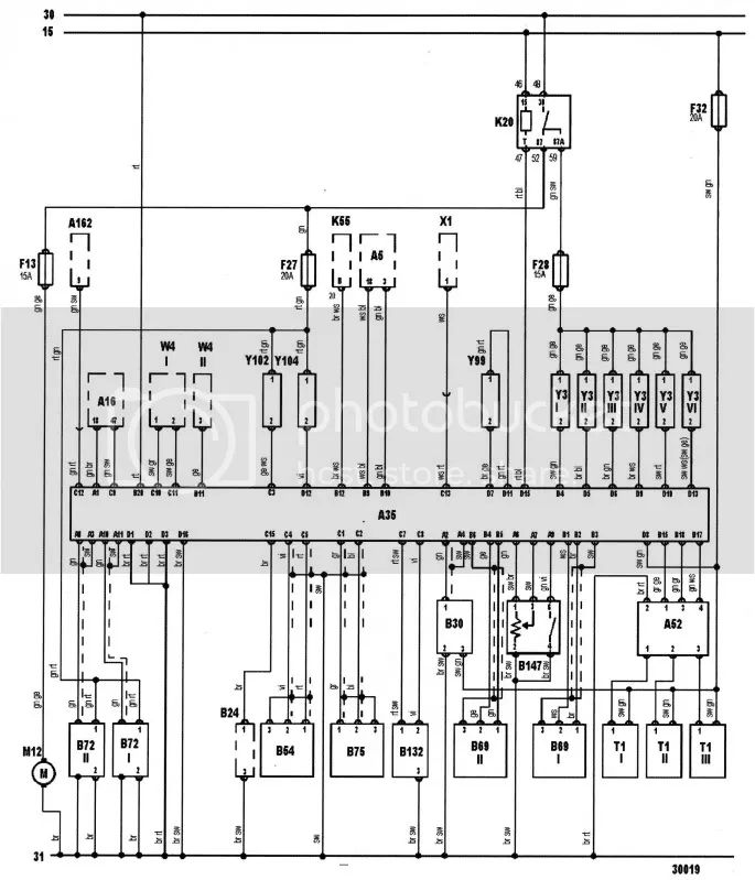 1988 audi 90 wiring diagram