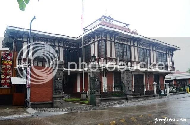 The Pamintuan Mansion