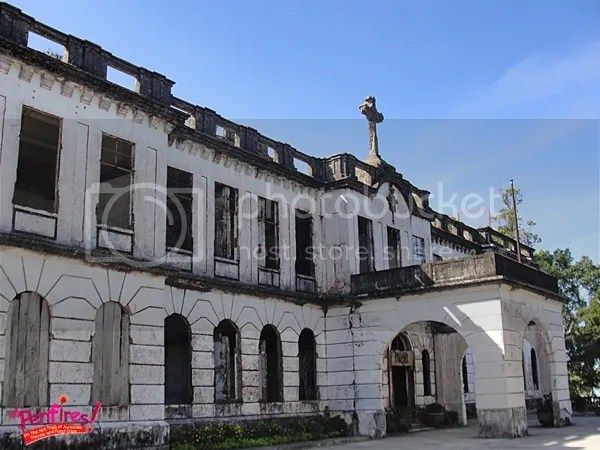 Baguio Tour - Ghost Hunting Place in Diplomat Hotel Ruins