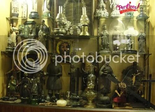STK Ta Bai Antiques and Saints