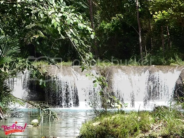Top Tier for Cambuhagay Falls