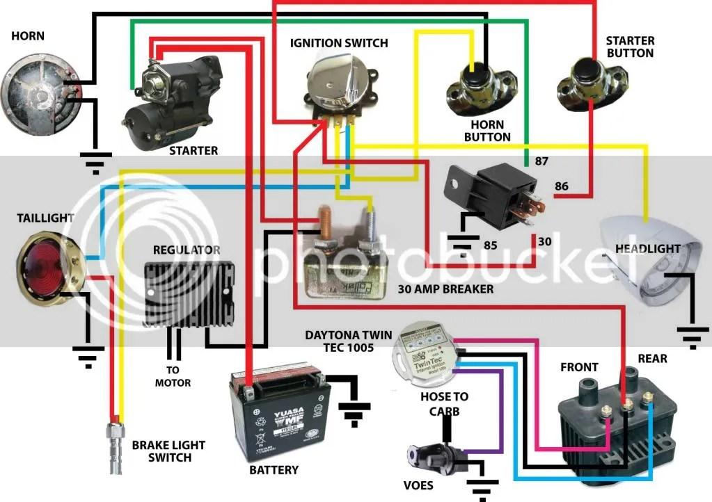 Wire Schematic 99 Heritage Softail Wiring Diagram