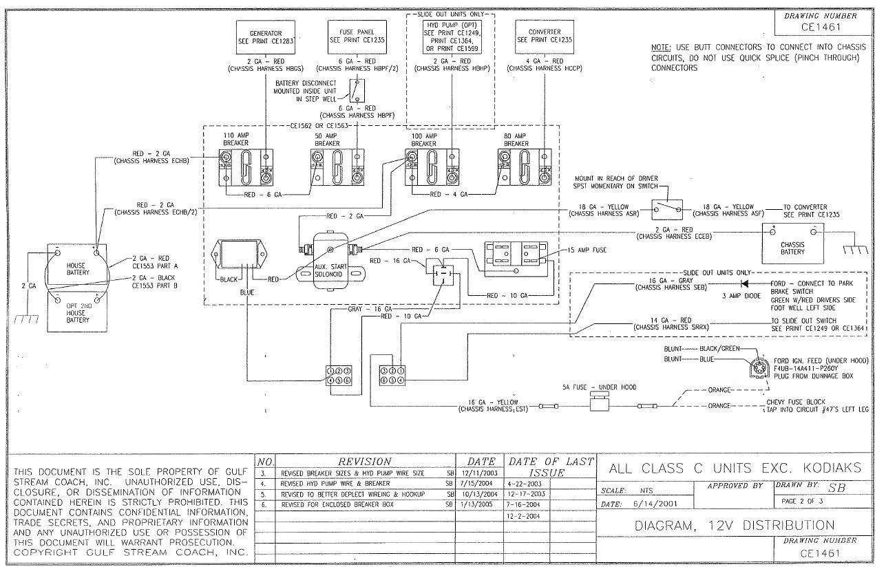 rv solenoid wiring diagram