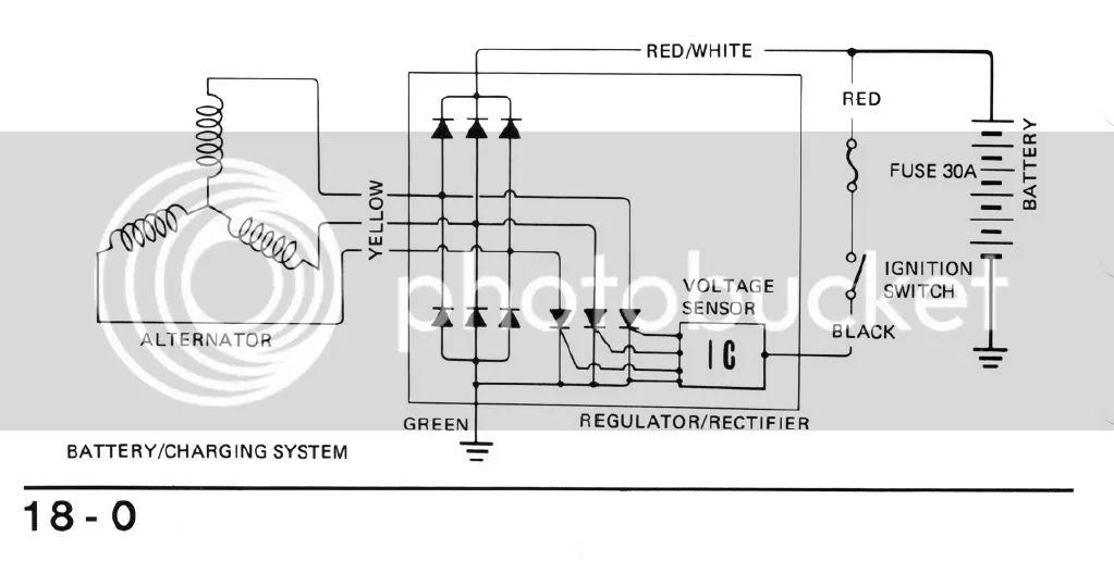 1983 honda shadow wiring diagram wwwcmelectronicacomar