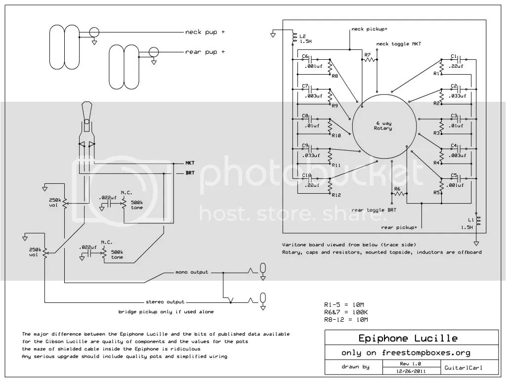 gibson bass wiring diagram