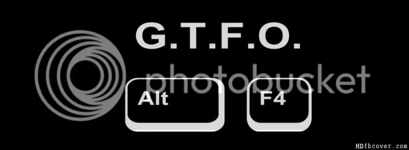 Alt F4 Funny Cover