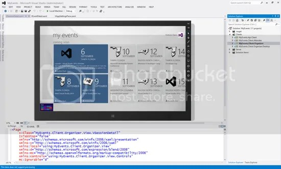 Visual Studio 2012 App Emulator