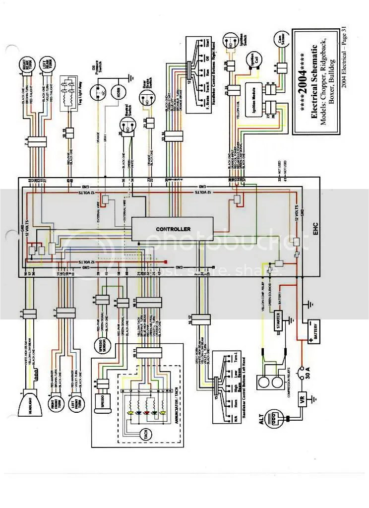 Big Dog Ignition Wiring Diagram Schematic Diagram Electronic
