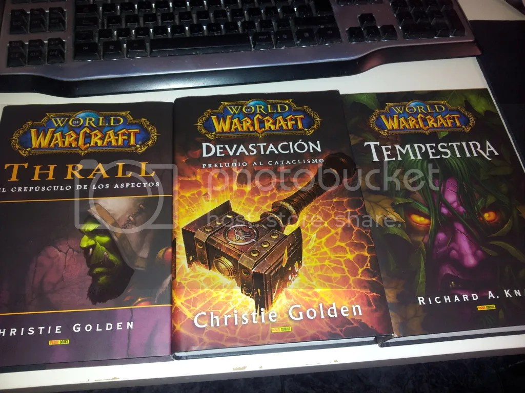 Libros De World Of Warcraft Vendo Libros World Of Warcraft Y Dragon Ball Ultimate