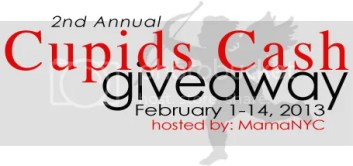 Cupid's Cash Giveaway Bash Banner