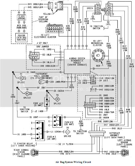 88 dodge dakota wiring diagram