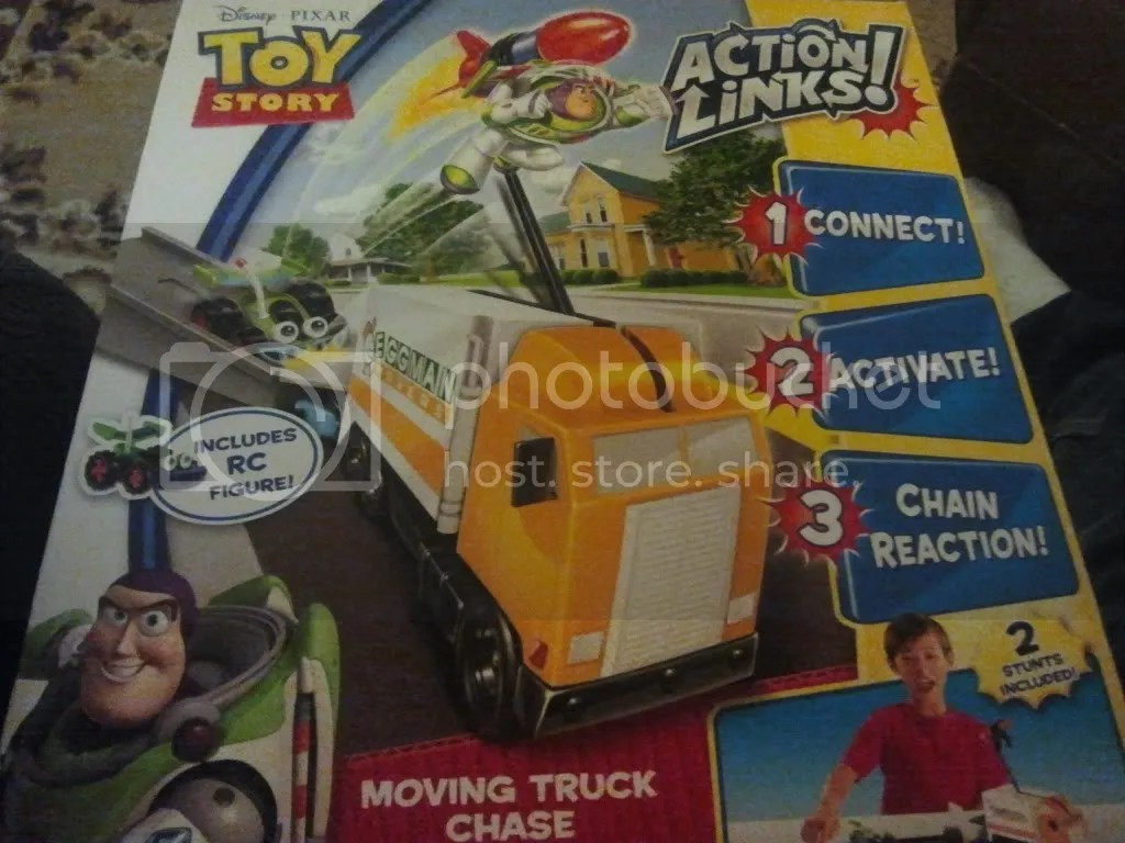 Toy Moving Truck Toy Story Moving Van Truck Pictures To Pin On Pinterest