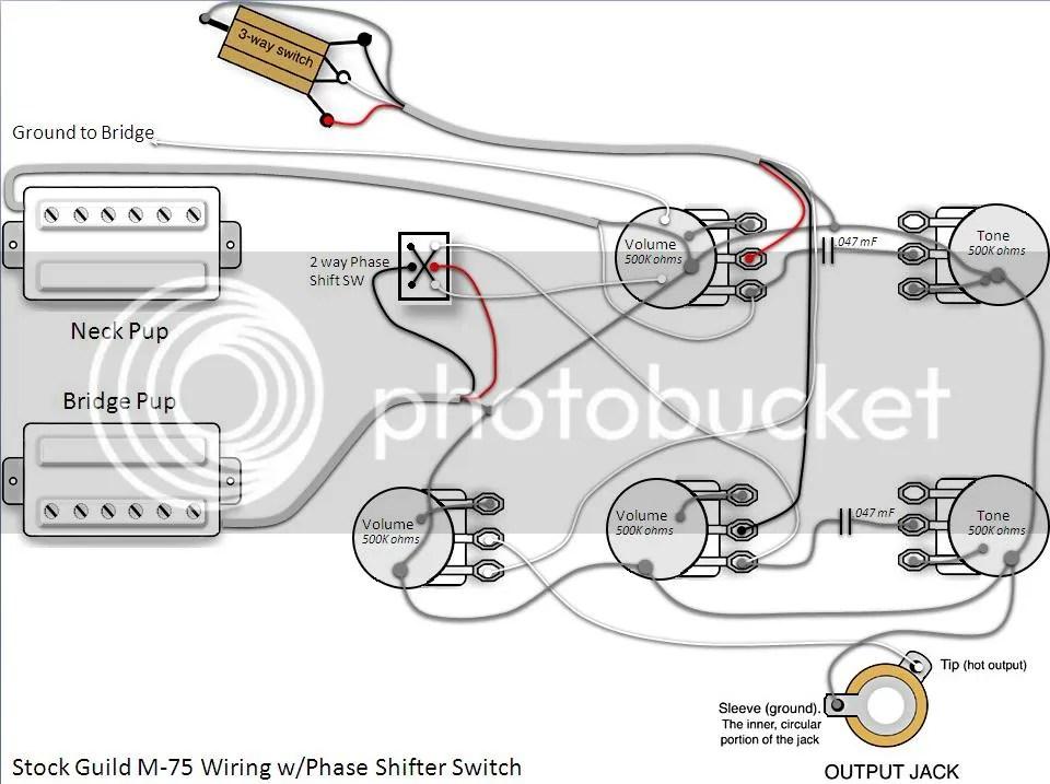 Guild Guitar Wiring Diagrams - Brexddnssde \u2022