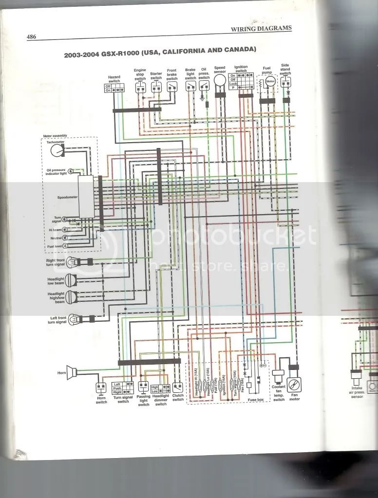 Wiring Diagram Of Suzuki Motorcycle - Auto Electrical Wiring Diagramwiringdiagrams.webredirect.org