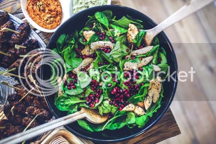 How To Begin Your Self Improvement Journey: Eat healthy