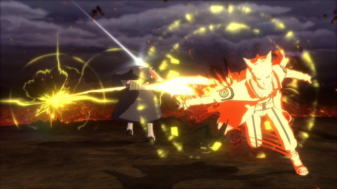 3d Live Wallpaper Android Naruto Shippuden Ultimate Ninja Storm Revolution Para Ps3