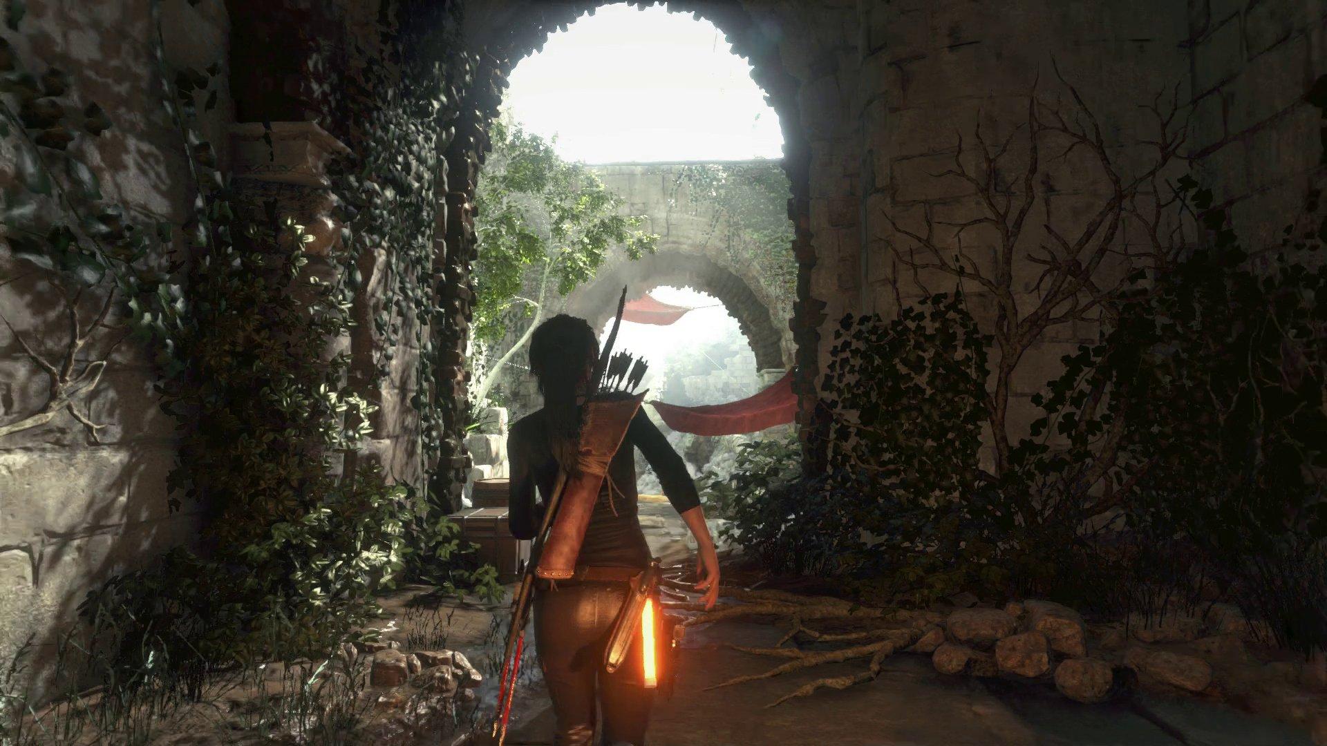 Tomb Raider 2013 Wallpaper Hd Rise Of The Tomb Raider Para Xbox One 3djuegos
