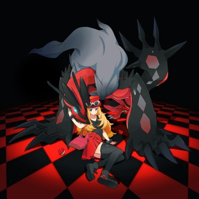 Pokemon Mega Evolution Yveltal