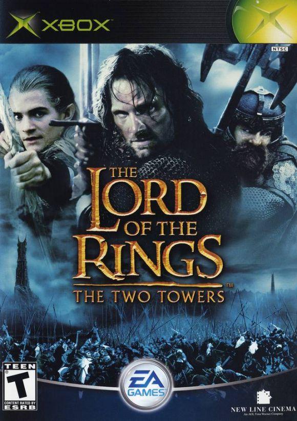 Wallpaper Hd Lord Of The Rings El Se 241 Or De Los Anillos Las Dos Torres Para Xbox 3djuegos