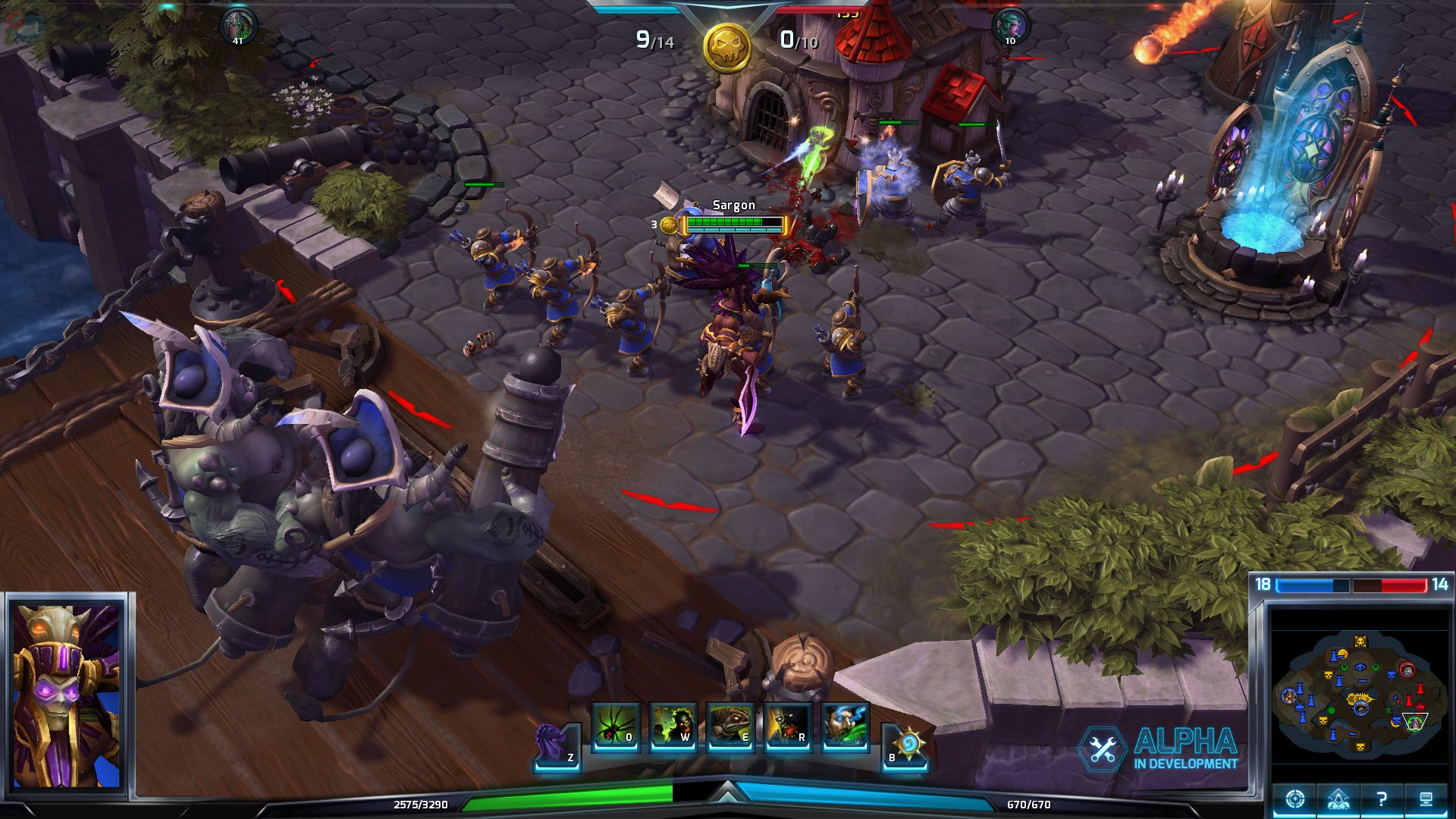 Libros De World Of Warcraft Heroes Of The Storm Así Es El Poderoso Moba De Blizzard Pc