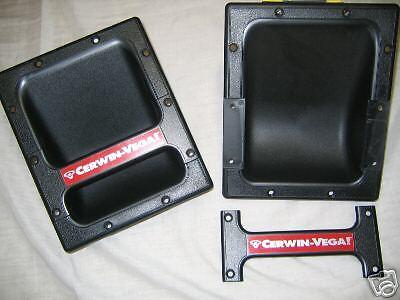 2pcs Cerwin Vega Speaker Cabinet Bar Handles Heavy Duty