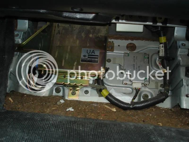 2000 Nissan Altima Ecu Location - wiring diagrams image free