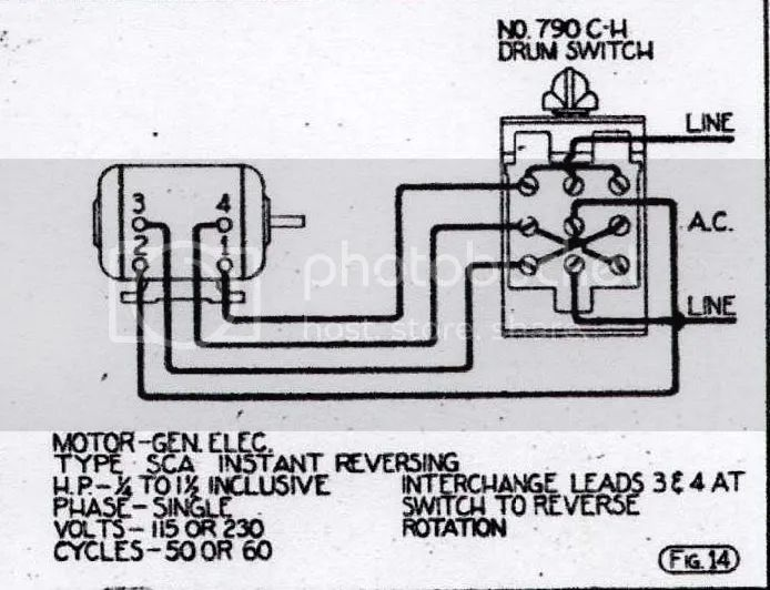 reversing switch wiring diagram south bend