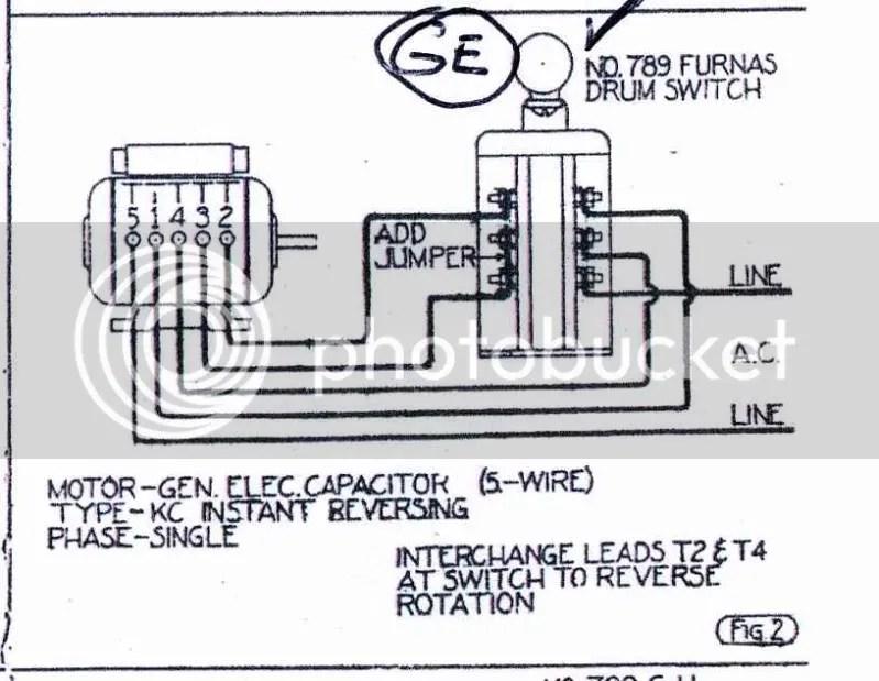 Drum Switch Wiring Ac Wiring Diagram