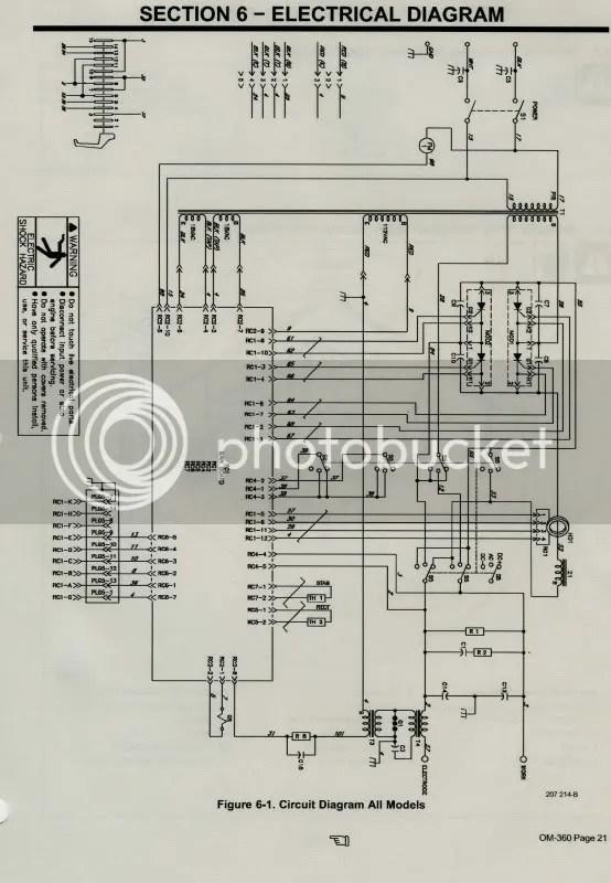 Miller Syncrowave 200 Wiring Diagram Wiring Schematic Diagram