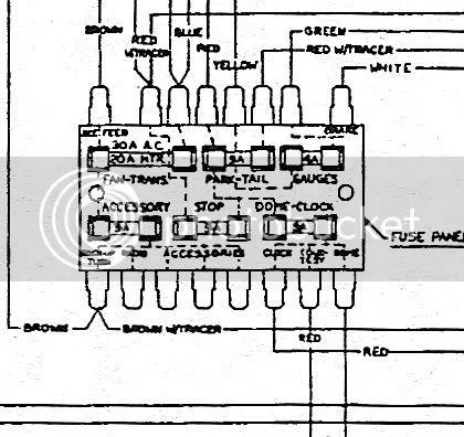 1969 amc amx wiring diagram