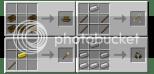 Minecraft Paper Crafting Recipe