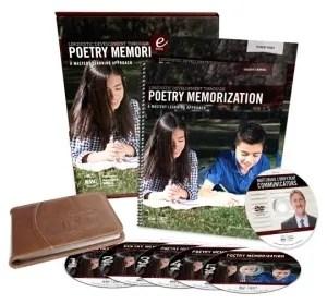 Linguistic Development through Poetry Memorization IEW Review