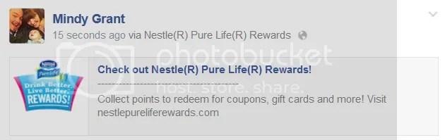 Nestle Pure Life Rewards