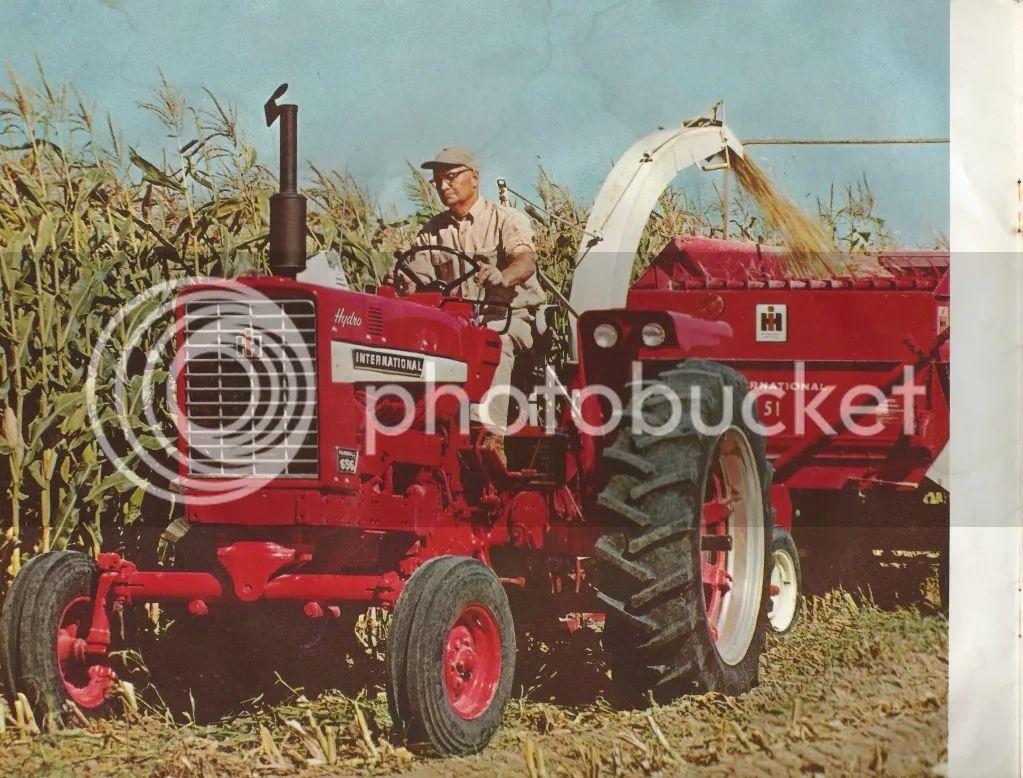 Tractor Wiring Harness International Farmall 826 806 Pink Auto 400