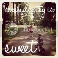 Serendipity is Sweet