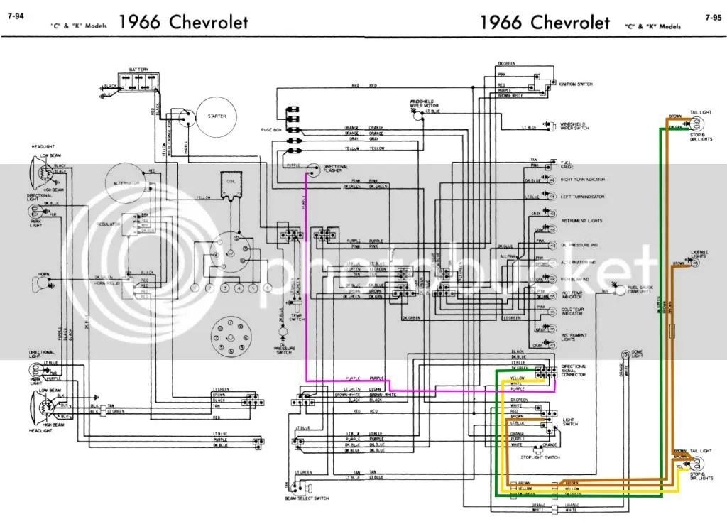 66 Gmc Wiring Diagram - 10manualuniverse \u2022
