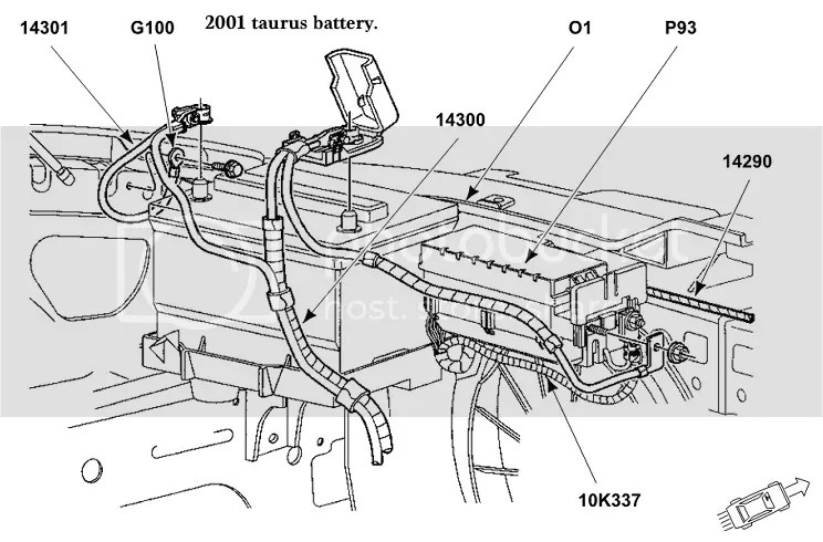 1995 MUSTANG GT CCRM WIRING DIAGRAM - Auto Electrical Wiring Diagram