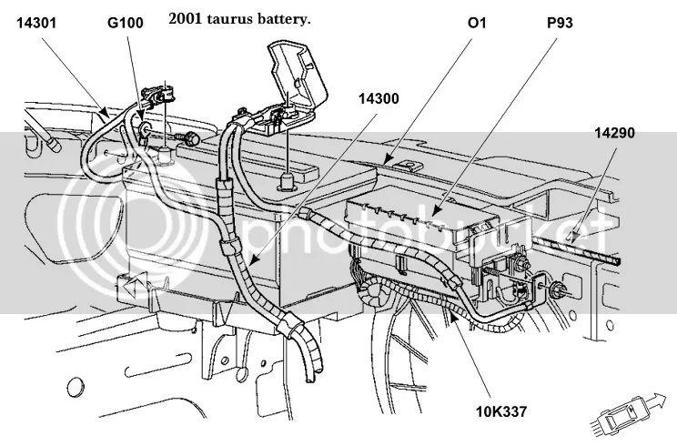 aaa battery box wiring diagram 4