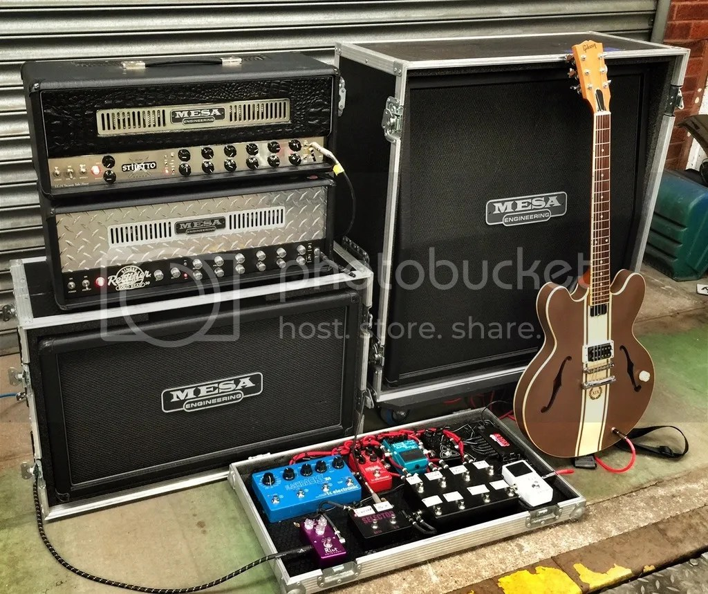 Mesa Boogie Rocket 44 The Boogie Board View Topic Post Your Rig Part 3