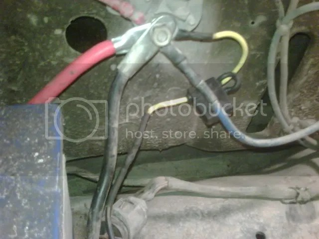 86 fusible link what amp to replace with? - Ford Truck