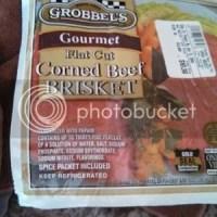Corned Beef, Red Potatoes, Fresh Green Beans & Cornbread